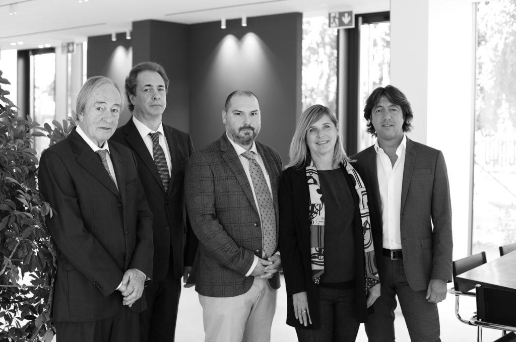 Capifid-Bullani SA gruppo Fondatori